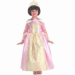 Déguisement princesse rose et or fille 8-9 ans Déguisements 68332