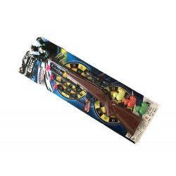 Carabine avec fléchettes et canards Jouets et kermesse 6845