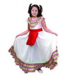 Déguisement mexicaine fille 7-9 ans Déguisements 69130