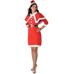 Déguisement Mère Noël adulte taille M-L Déguisements 69215