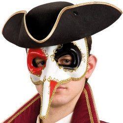 Masque Venise avec long nez adulte Accessoires de fête 695