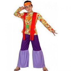déguisement hippie garçon 7-9 ans Déguisements 6968ATOSA