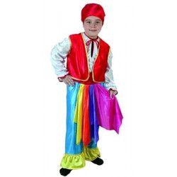 Déguisement Tzigane garçon 5-6 ans Déguisements 69847