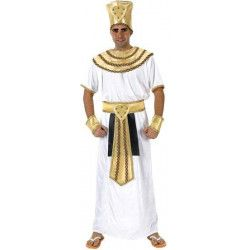 Déguisements, Déguisement roi du Nil adulte XS-S, 70061, 24,90€