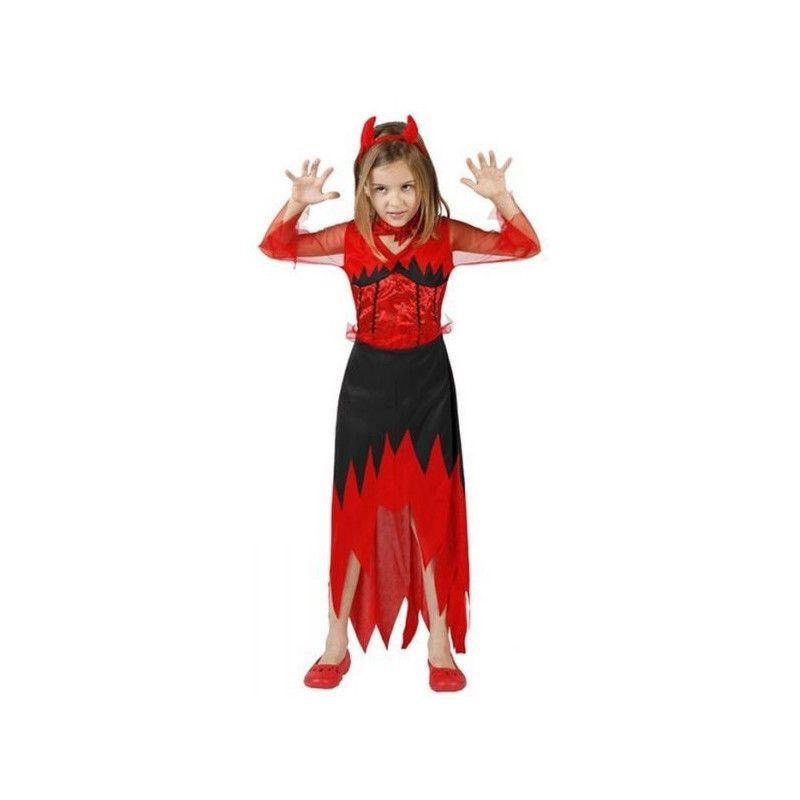 Déguisement démon fille taille 5-6 ans Déguisements 70108