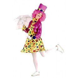 Déguisement clown femme élégante taille M-L Déguisements 70189