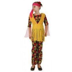 Déguisement hippie fille 5-6 ans Déguisements 70200