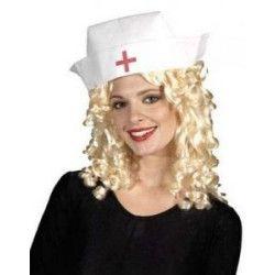 Accessoires de fête, Coiffe d'infirmière, 70213, 4,90€