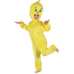 Déguisements, Déguisement peluche mascotte poussin jaune, 70221, 54,90€