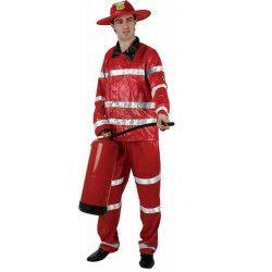 Déguisement pompier homme taille XS-S Déguisements 70229