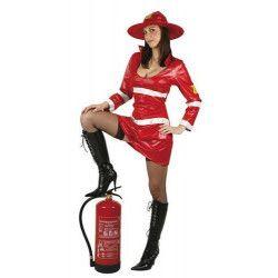 Déguisement pompier femme taille XL Déguisements 70235