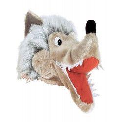 Accessoires de fête, Chapeau carnaval tête de loup, 70358, 9,90€