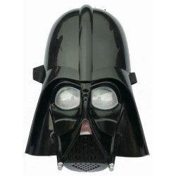 Accessoires de fête, Masque plastique Darth enfant, 70433, 3,90€