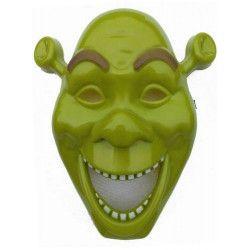 Masque ogre vert adulte Accessoires de fête 70608