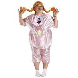 Costume bébé rose XXL Déguisements 71040