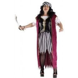 Costume Pirate adulte XXL Déguisements 71047