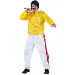 Déguisement disco chanteur Freddy homme taille M-L Déguisements 71089