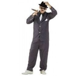 Déguisement gangster adulte taille M/L Déguisements 71156