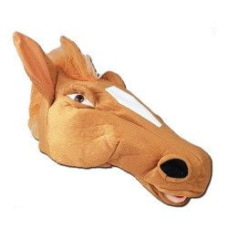 Accessoires de fête, Coiffe cheval adulte, 71225, 10,90€