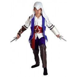 Déguisements, Déguisement ninja assassin garçon 12 ans, 11312, 35,90€