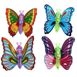 Papillon mécanique roulant vendu par 24 Jouets et articles kermesse 11379-LOT