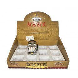 Machine casino 8 cm kermesse vendue par 12 Jouets et articles kermesse 7231