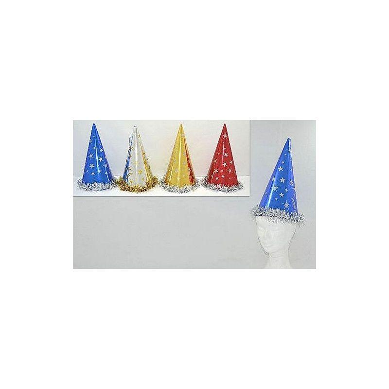 Chapeau de fée avec étoiles Accessoires de fête 72650