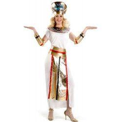 Déguisements, Déguisement pharaonne adulte taille M-L, 73941, 23,90€