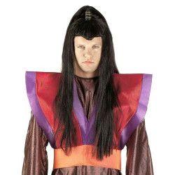 Perruque samourai Accessoires de fête 74187