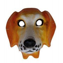 Accessoires de fête, Masque chien enfant, 74265, 2,90€