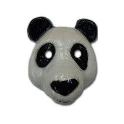 Masque panda enfant Accessoires de fête 74276