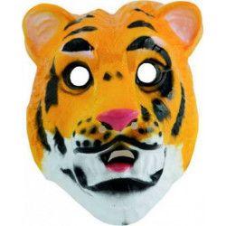 Masque tigre enfant Accessoires de fête 74523