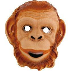 Masque singe enfant Accessoires de fête 74600