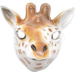 Masque girafe enfant Accessoires de fête 74630