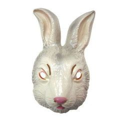 Masque lapin enfant Accessoires de fête 74690