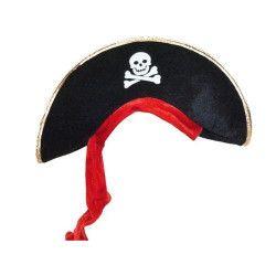 Coiffe pirate avec foulard Accessoires de fête 75338