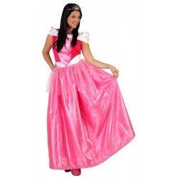 Déguisement princesse conte de fée rose femme taille M-L Déguisements 7560