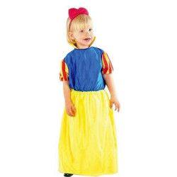 Déguisement Blanche Neige fille 3-4 ans Déguisements 76001-3