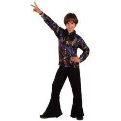 Déguisement disco garçon taille 4-6 ans Déguisements 7688