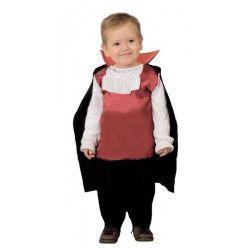Déguisements, Déguisement vampire bébé 12-24 mois, 78010GUIRCA, 14,50€