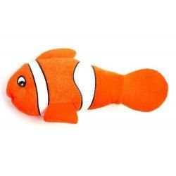 Jouets et kermesse, Peluche poisson clown 24 cm, 78235, 0,90€