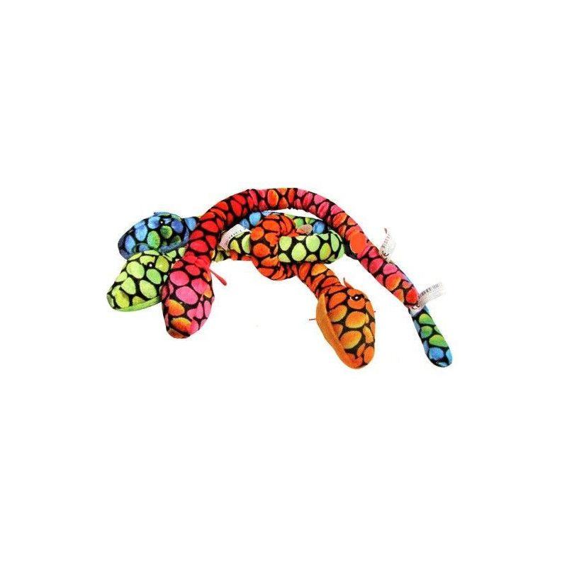 Peluche serpent boa 45 cm Jouets et kermesse 78389-LOT