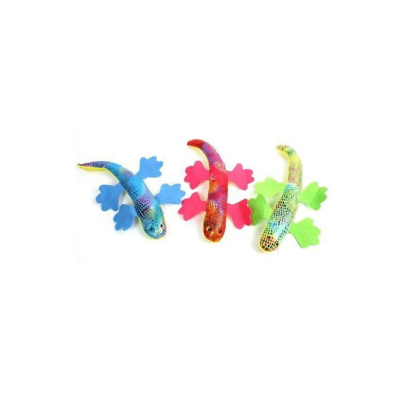 Peluches lézard brillant 35 cm Jouets et articles kermesse 78402