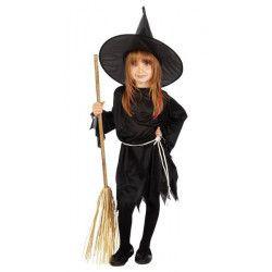 Déguisements, Déguisement sorcière enfant 4-6 ans, 78581, 12,90€