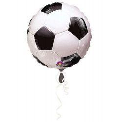 Déco festive, Ballon foot hélium 45 cm, 11704001, 4,50€