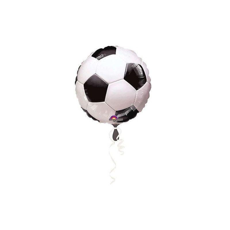 Ballon foot hélium 45 cm Déco festive 11704001