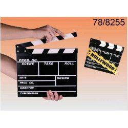 Clap de cinéma ardoise Accessoires de fête 788255