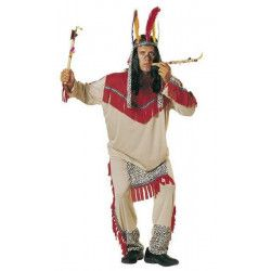 Déguisement indien homme taille L Déguisements 79407