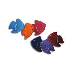 Peluche poisson 15 cm vendue par 12 Jouets et articles kermesse 79664-LOT