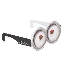 Lunettes Minions™ en carton Accessoires de fête 79834